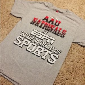 ESPN - 2014 AAU Nationals T-Shirt - S